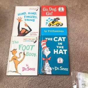 Dr Seuss set